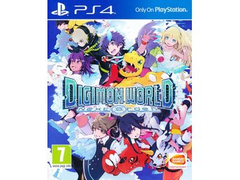 Digimon World Next Order PS4 (PS4)