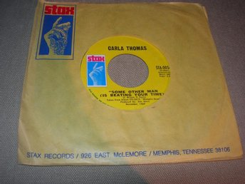 CARLA THOMAS- Some Other Man (Is Beating Your Time) -69 STAX