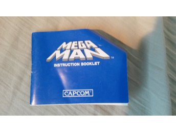Mega Man (Manual)