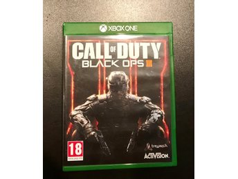 Xbox One Call of duty black ops III 3