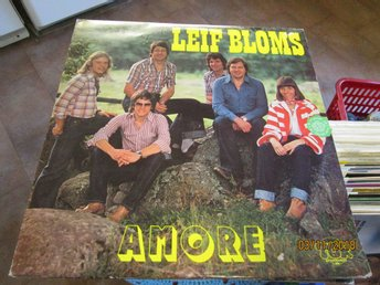 LEIF BLOMS - AMORE  - LP