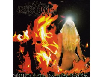 Witch Hunt - Souls Enshrouded Fire - CD - 2000