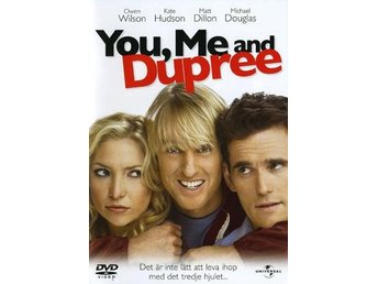 You, Me And Dupree (Owen Wilson, Kate Hudson) DVD