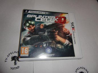Splinter Cell 3D   SPELREA