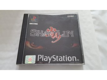 Shaolin - komplett Begagnad PlayStation 1 PS1