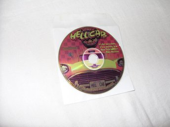 Hell Cab Mac CD ROM spel