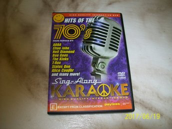 KARAOKE - Hits of the 70`s