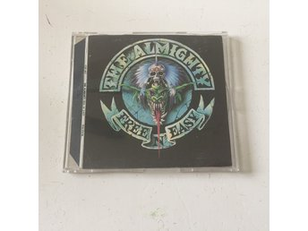 THE ALMIGHTY - FREE EASY. (PROMO CDs)
