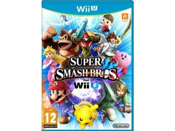 Super Smash Bros for WiiU - WiiU