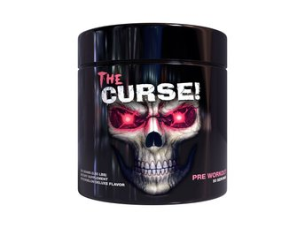 THE CURSE COBRA LABS PWO PRE WORKOUT KOSTTILLSKOTT WATERMELON 250 G - NY!