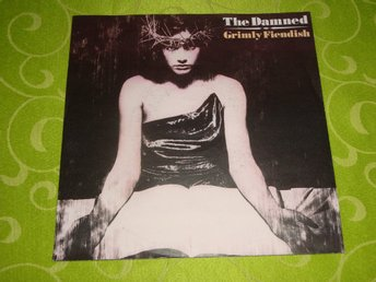 "DAMNED THE - GRIMLY FIENDISH 7"" 1985"