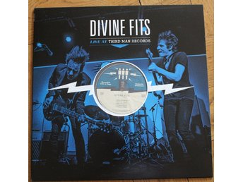 DIVINE FITS - Live At Third Man (Third Man Records, Jack White)