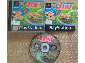 PlayStation/PS1: Asterix