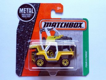 Matchbox - Four X Force