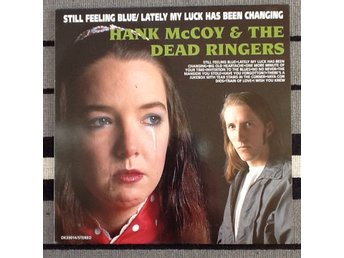 LP HANK McCOY & THE DEAD RINGERS (Gram Parsons , Louvin Bros , George Jones )