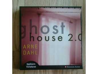 Ljudbok Talbok Cd - Arne Dahl - Ghost house 2.0