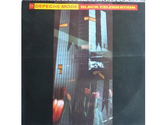 LP - Vinyl - Depeche Mode - Black Celebration  - 1986