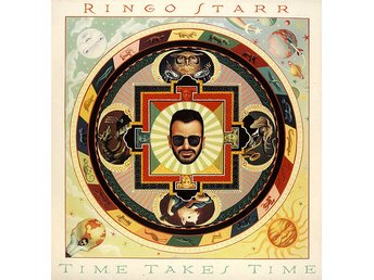 CD Ringo Starr  Times takes time