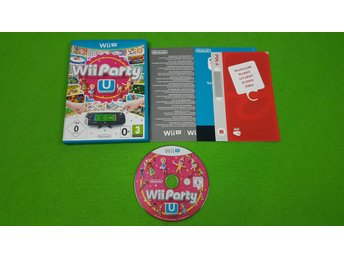 Wii Party U Nintendo WiiU wii u