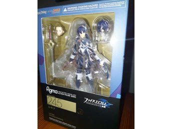 Lucina - Figma #245 - Fire Emblem (Good Smile Company, Max Factory)
