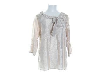 Oui Collection, Blus, Strl: 42, Beige
