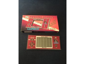Nintendo Game&watch Crystal Screen