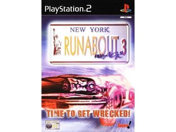 New York Runabout 3 Neo Age - PS2 spel