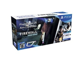 Firewall Zero hour VR + Aimcontroller (PS4)