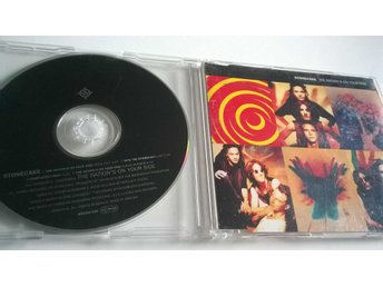 Stonecake - The Nation's on Your Side, CD Maxi-Single, rare!