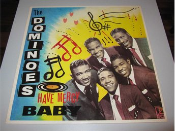 The Dominoes – Have Mercy Baby Charly R&B – CRB 1095