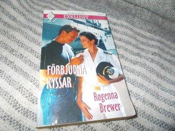 DEFEKT POCKET Rogenna Brewer - Förbjudna kyssar - Bohus - DEFEKT POCKET Rogenna Brewer - Förbjudna kyssar - Bohus