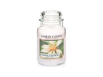 Yankee Candle Classic Large Jar Champaca Blossom Candle 623g