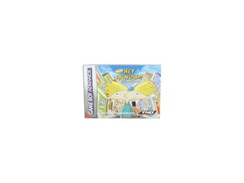 Hey Arnold!: The Movie (Manual / GBA)