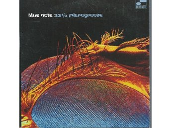 BLUE NOTE - 33 1/3 MICROGROOVE ( CD SINGLE )