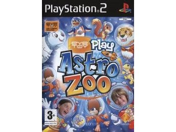 PS2 - EyeToy: Play Astro Zoo (Beg)