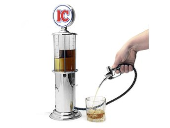 Bardispenser/Bensinpump, Ic