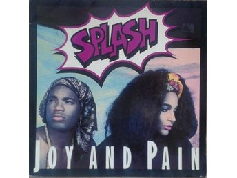Splash title* Joy And Pain* Hip-House, Downtempo House 12 Germany