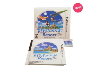 Pilotwings Resort (USA / 3DS)