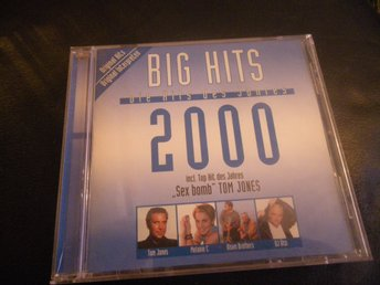 big hits 2000 cd