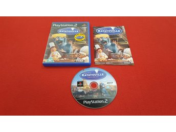 DISNEY RATATOUILLE till Sony Playstation 2 PS2