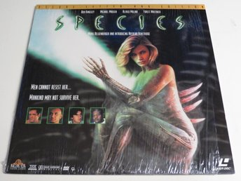 SPECIES (Laserdisc) Ben Kingsley