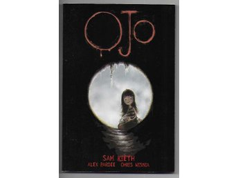 Ojo GN VF/NM Sam Kieth
