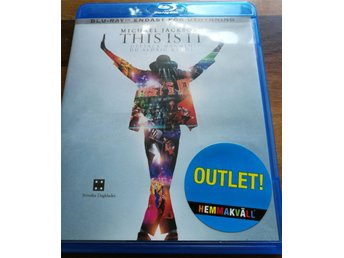 Blu-Ray MICHAEL JACKSON-This Is It