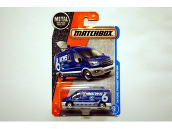 Matchbox - 2014 Ford Transit News Van