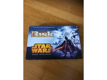 Star Wars Risk Original Trilogy