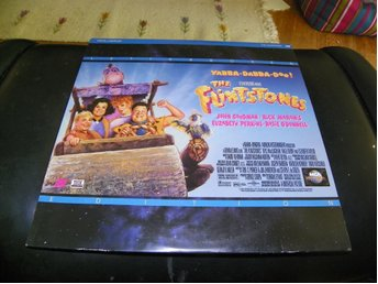 The flintstones - THX - Letterbox Lasserdisc 1st LD