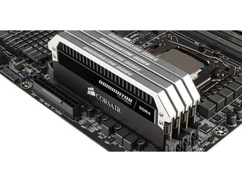 Corsair dominator platinum 32GB 3200mhz DDR4 SDRAM DIMM 200-pin