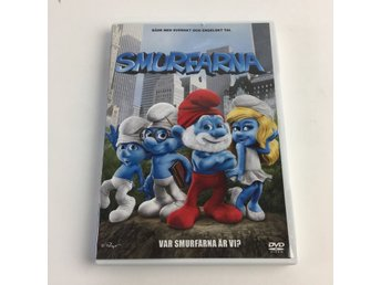 DVD-Film, Smurfarna