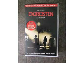 EXORCISTEN Special edition VHS
