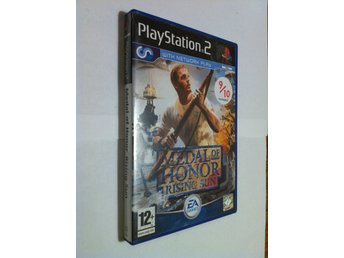 PS2: Medal of Honor: Rising Sun